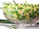 Käse-Avocado-Salat Rezept