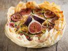 Käse-Feigen-Quiche Rezept