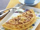 Käse-Omelett Rezept