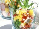 Käse-Rucola-Salat Rezept