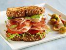 Käse-Schinken-Sandwich Rezept