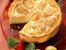 Käsekuchen mit Äpfeln Rezept
