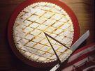 Käsekuchen mit Mürbeteig Rezept