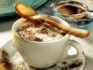 Kaffee-Eis mit Löffel-Hippe Rezept