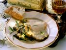 Kalbsbraten mit Morcheln Rezept