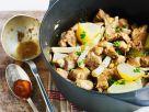 Kalbsgulasch mit Gemüse Rezept