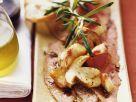 Kalbstafelspitz mit gebratenen Pilzen Rezept