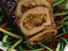 Kalbszungenbraten mit Trockenfrüchte Füllung Rezept