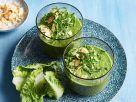 Kalte Romana-Kräuter-Suppe Rezept