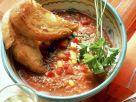 Kalte spanische Gemüsesuppe Rezept
