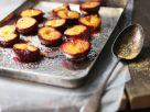 Karamell-Pflaumen aus dem Ofen Rezept