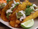Karotten Taco-Shells Rezept