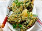 Kartoffel-Kräuterpuffer Rezept