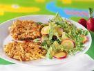 Kartoffel-Linsen-Rösti Rezept