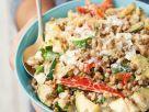 Kartoffel-Linsen-Salat mit Zucchini Rezept