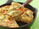 Kartoffel-Paprika-Tortilla Rezept