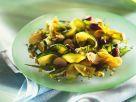 Kartoffel-Zucchinisalat Rezept