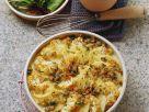 Kartoffelauflauf mit Blumenkohl Rezept