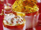 Kartoffelchips mit Joghurtsauce Rezept