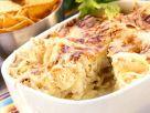 Kartoffelgratin mit Blumenkohl Rezept