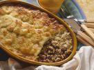 Kartoffelgratin mit Hackfleisch und Sauerkraut Rezept