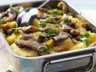 Kartoffelgratin mit Pilzen Rezept
