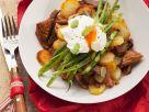 Kartoffelgröstl mit Schweinefleisch Rezept