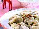 Kartoffelklößchen mit Speck Rezept