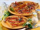 Kartoffelkuchen mit Gemüse Rezept