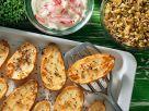 Kartoffeln aus dem Ofen mit Dip Rezept