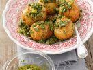 Kartoffeln aus dem Ofen mit Kräutersauce Rezept