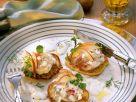 Kartoffelplätzchen mit Matjessalat Rezept