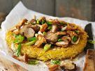 Kartoffelrösti mit Pilzen Rezept