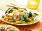 Kartoffelsalat mit Brokkoli und Pistazien Rezept