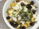 Kartoffelsalat mit Feta Rezept