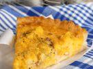 Kartoffeltarte mit Räucherfisch Rezept