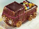 Kaugummi-Lastwagen zum Kindergeburtstag Rezept