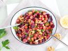 Kichererbsen-Protein-Bowl mit Rote Bete und Walnüssen Rezept