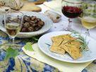 Kichererbsenbrot mit Maroni Rezept