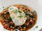 Kichererbsensuppe mit Fisch Rezept