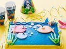 Kinder Meeres-Torte Rezept