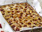 Kirschenkuchen mit Mandeln Rezept