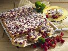 Kirschkuchen mit Marzipan Rezept