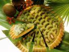 Kiwi-Karamelltorte Rezept