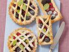 Kleine Beerenkuchen Rezept