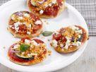 Kleine Linsen-Pizzen Rezept