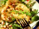 Knödel-Rucola-Salat Rezept