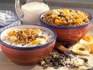 knuspriges Haferflocken-Früchte-Müsli Rezept