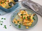 Kohlrabi-Kartoffel-Auflauf mit Linsen Rezept