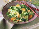 Kohlsalat mit Möhren Rezept
